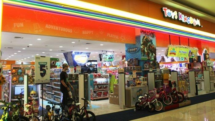 Toys Kingdom Hadirkan Wonderful Holiday Gift