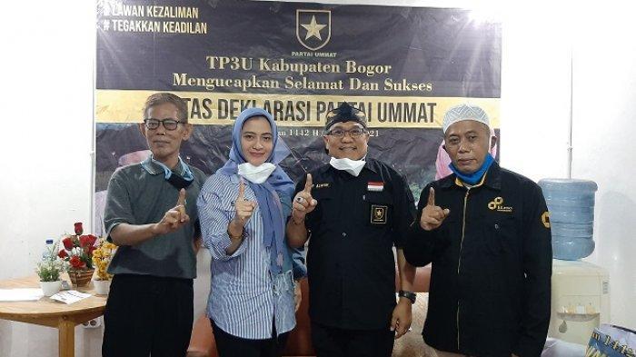 Kagumi Amien Rais hingga Deklarasikan Partai Ummat di Bogor, Fenny: Pak Amien Rais Pemimpin Sejati