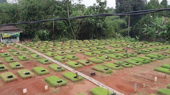 Jumlah Pemakaman Jenazah Covid-19 di TPU Jombang Kota Tangerang Selatan Melonjak Hingga 100 Persen