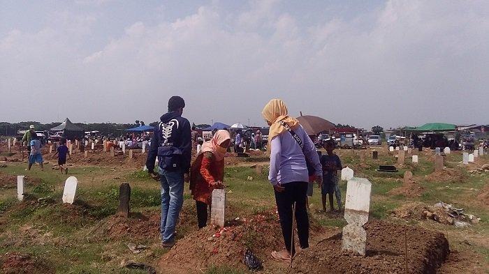 Selama Bulan Juni Pemakaman Jenazah Covid-19 di Jakarta Mencapai 439, Terbanyak di 14 Juni