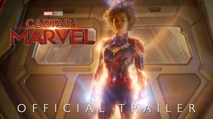 Hari Ini Film Captain Marvel Tayang Perdana Dapatkan Diskon 50 Persen Pesan Lewat TixID