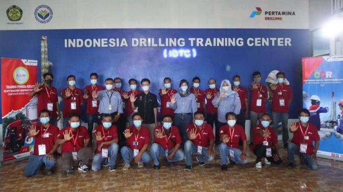 Pemberdayaan Masyarakat, PDSI Berikan Training Pemuda Kreatif HTE di Indramayu