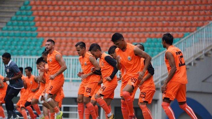 Banyak Pemain Cedera, Pelatih Persija Jakarta Maksimalkan Pemain yang Ada Lawan PSM