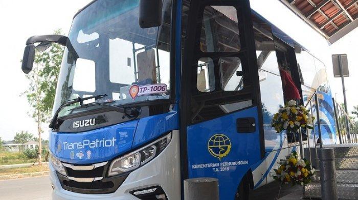 Bus Trans Patriot Mulai Beroperasi di Dua Rute Baru, Ini Jalur Lengkap Pemberhentiannya