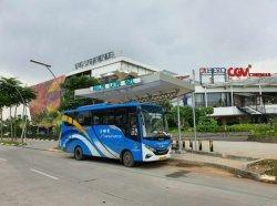 Selain Jam Operasional Berkurang, Imbas Pandemi Animo Masyarakat Naik Bus Trans Patriot Menurun