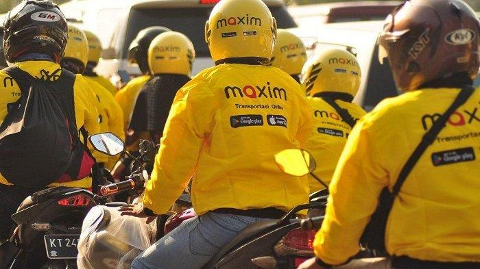 Tranportasi Online Maxim Hadir di Serang dan Cilegon, Tersedia Motor, Mobil hingga Derek