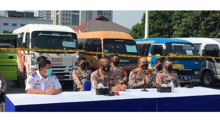 DPP Organda Apresiasi Polri Tangkap Travel Gelap, 'Dapat Merusak Eksosistem Transportasi Berizin'