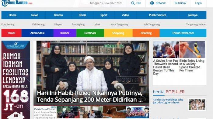 Tribun Network Hadir di Provinsi Banten, Segera Diluncurkan Rabu