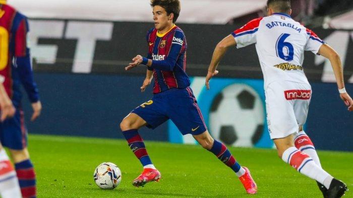 Bantai Deportivo Alaves 5-1 Lewat Gol Messi dan Trincao, Barcelona Kembali Gusur Madrid di 2 Besar