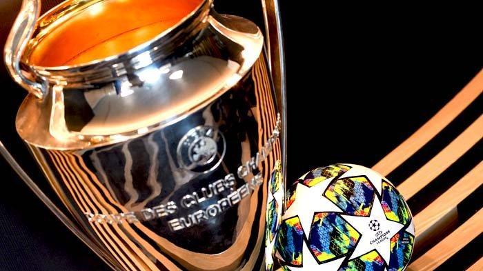 Jadwal Siaran Langsung dan Live Streaming Liga Champions Fase Grup, Ada Dortmund Vs Barcelona