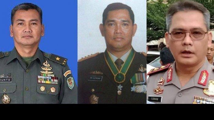 Profil 2 Anak Try Sutrisno yang Kini Jadi Jendral, Irjen Firman Santyabudi dan Brigjen Kunto Wibowo