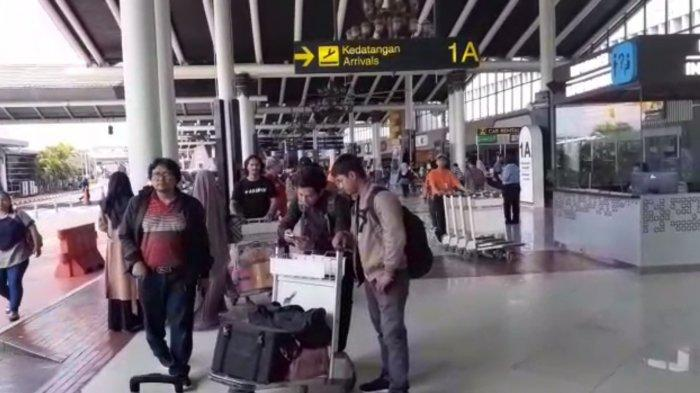 Terungkap Penyebab Tsunami Penerbangan yang Mengakibatkan Bandara Soekarno Hatta Sepi Penumpang