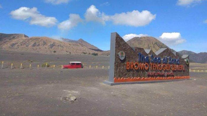 Plesir ke Gunung Bromo Jangan Lupa ke Goa Batman