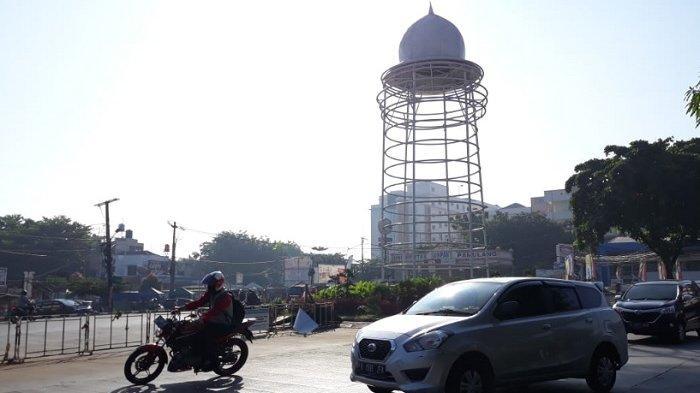 TERUNGKAP! Tugu Pamulang Dinilai Ganjil, Anggota DPRD Hingga Wakil Wali Kota Protes