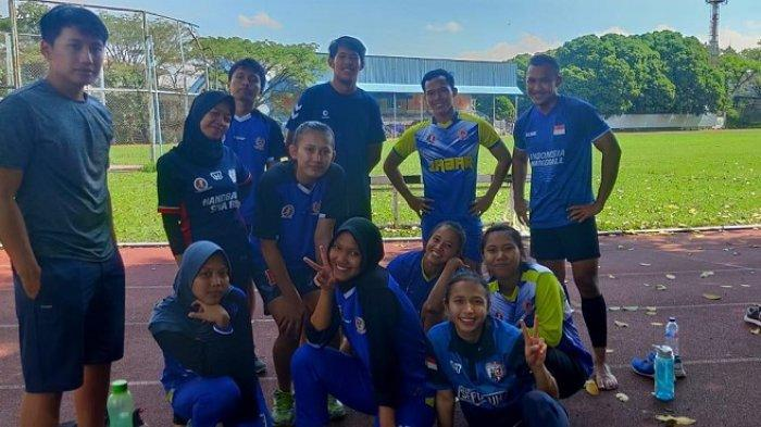 Tujuh Atlet Bola Tangan Kabupaten Bogor Dipanggil untuk Memperkuat Tim PON Jawa Barat