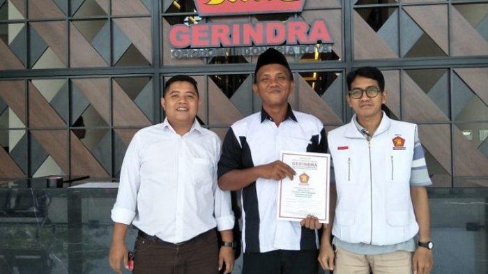 Tukang Air Isi Ulang Daftar Jadi Calon Wali Kota Tangsel Lewat Gerindra, Sebelumnya ke PDIP dan PSI