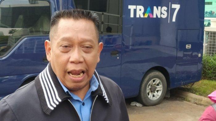 Tukul Arwana di TransTV, Jalan Kapten Tendean, Mampang Prapatan, Jakarta Selatan, Rabu (16/1/2020).
