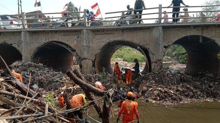 Semakin Menyempit dan Dangkal, Kali Jambe Tambun Selatan Bakal Dibikin Seperti Banjir Kanal Timur