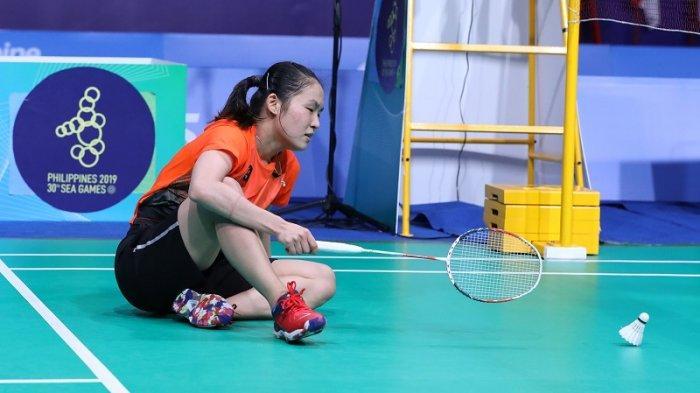 SEA Games 2019, Kalah dari Wakil Malaysia, Ruselli Bawa Pulang Medali Perak