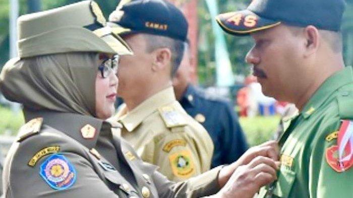 Bupati Bogor Ade Yasin akan Naikkan Insentif Linmas dari Rp 200.000 Menjadi Rp 300.000 Per Bulan