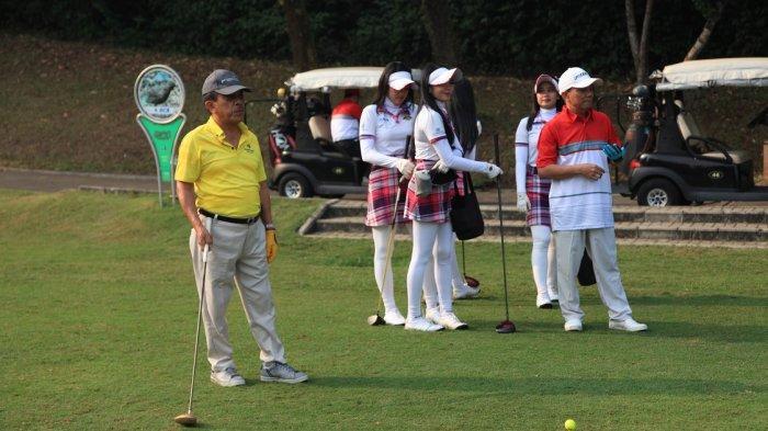 Gubernur Cup 2019 : Ajang Unjuk Prestasi Olahraga Golf Kalimantan Tengah
