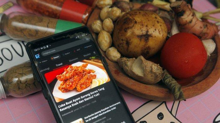 Menjadi Chef Handal Saat WFH Dengan Tutorial RCTI+