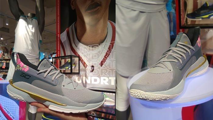 Sepatu Edisi Terbatas Stephen Curry Untuk Menyambut Imlek Sudah Bisa Diperoleh di Jakarta
