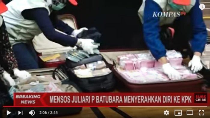 Saksi Mengaku Pernah Dititipi Kardus dan Gitar Berisi Uang Suap Bansos Covid-19