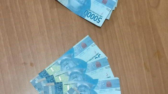 Bos Pengedar Uang Palsu di Pasar Serpong Sudah Lebih Dulu Ditahan di Polda Metro Jaya