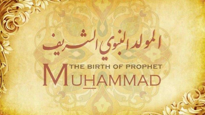 Maulid Nabi Muhammad SAW, Ini 10 Ucapan Maulid Nabi dalam Bahasa Inggris