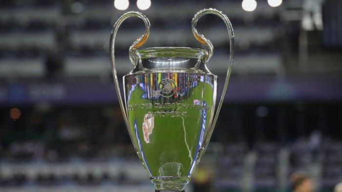 Hasil Undian Liga Champions, Real Madrid vs Man City, Barcelona vs Napoli, Chelsea vs Bayern