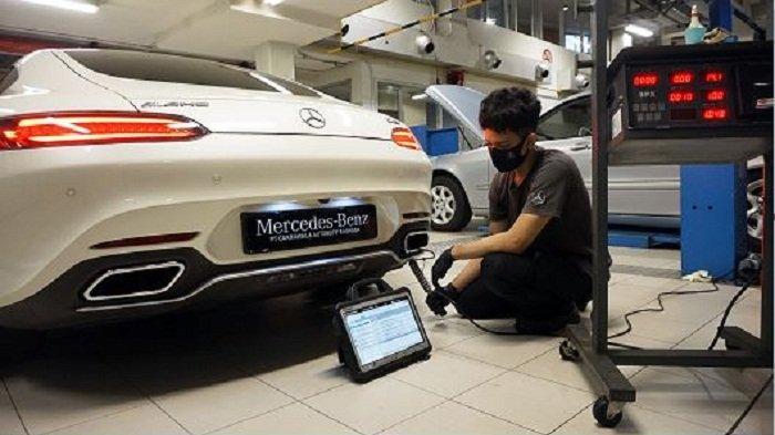 Berlaku Mulai 24 Januari, Ini 6 Bengkel Resmi Mercedes-Benz di Jakarta yang Layani Uji Emisi