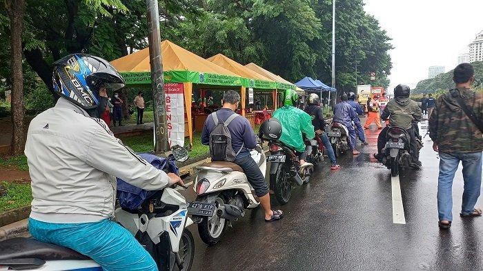 Pemilik Kendaraan Kecewa Uji Emisi di Kemayoran Jakarta Pusat Dibatasi Kuota