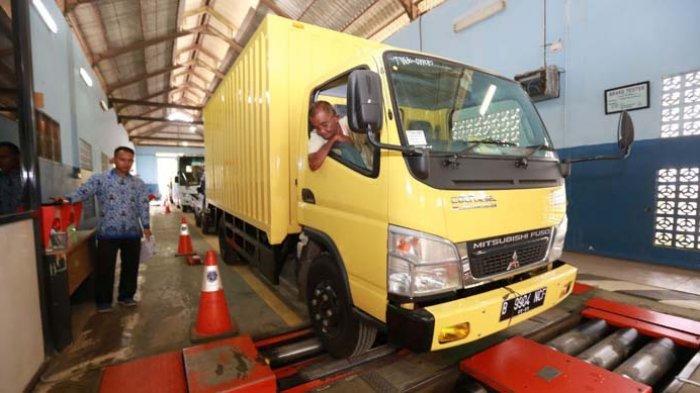 Bulan Lalu Ada 3.597 Kendaraan yang Uji KIR di Tangerang Selatan