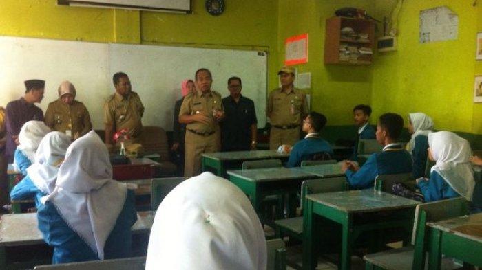 Sebanyak 12.411 Siswa SMK Negeri dan Swasta di Jakarta Timur Ikut Ujian Nasional Berbasis Komputer