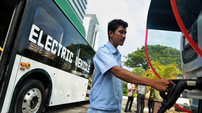 Pemprov DKI Bakal Uji Coba Mobil Listrik untuk Atasi Buruknya Kualitas Udara di Jakarta
