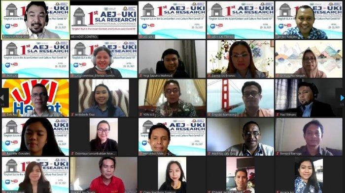 UKI dan TESOL ASIA Jalin Kerja Sama Melalui 1st AEJ-UKI SLA Research International Conference