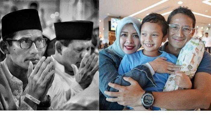 Begini Harapan dan Doa Nur Asia Uno Sebelum Keputusan MK, Hingga Bisikan Lembut Untuk Sandiaga Uno