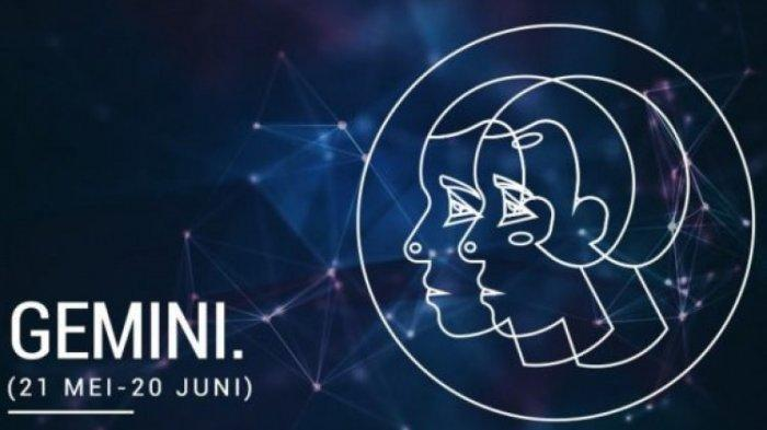 Zodiak Gemini.