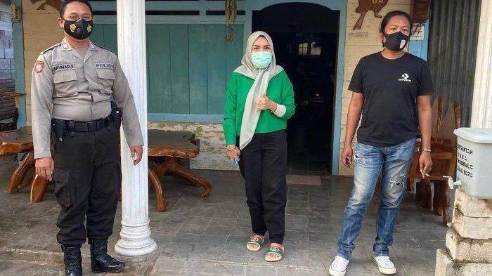 Ayu Ting Ting Dihina Warganet di Medsos, Rumah Haters di Bojonegoro Didatangi Umi Kulsum dan Polisi