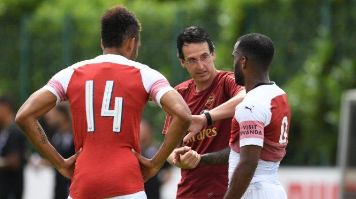 Arsenal Ingin Teruskan Tren Positif Pelatih Unai Emery