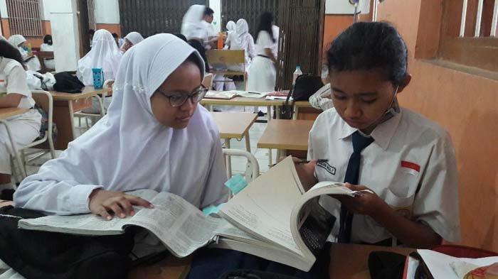 Murid SMPN 5 Jakarta Kaget Bakal Dijemput Orangtua Saat Hari Terakhir UNBK Nanti