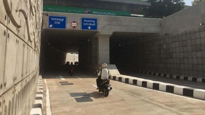 Kata Pengendara, Jalan di Underpass Mampang-Kuningan Bergelombang