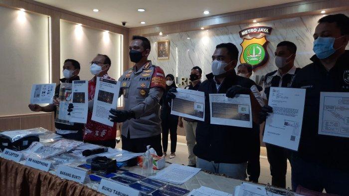 Pelaku Penipuan Investasi Bodong Raup Keuntungan Rp 15,6 Miliar, Korbannya Diperkirakan 100 Orang