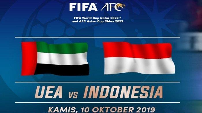 Timnas Indonesia Kalah Telak 0-5 Atas Uni Emirat Arab, Ali Ahmed Mabkhout Cetak Hatrick