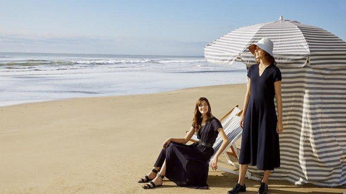 Uniqlo meluncurkan koleksi musim semi/panas dengan konsep Luxurious Clothes and Beyond. Koleksi esensial baru ini karya  perancang Ines de la Fressange.