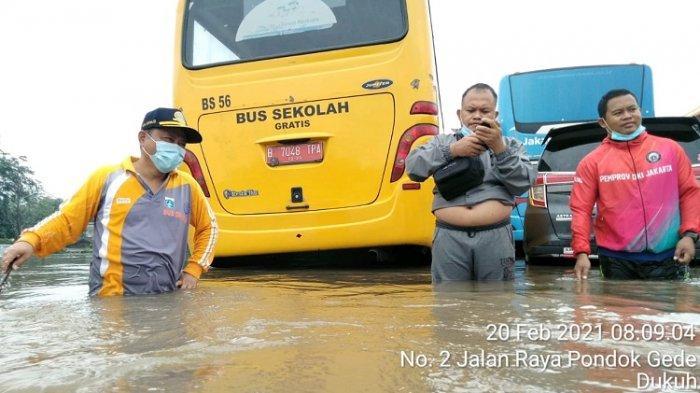 Jakarta Dikepung Banjir, Pengamat Sebut Anies Gagal Mengantisipasi dan Mengatasi, Ini Sarannya