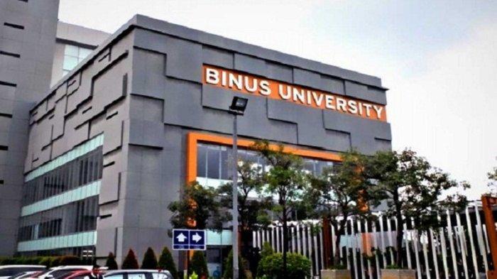 Mulai Rabu, Universitas Bina Nusantara Terapkan Kuliah Full Online, Tidak Ada Kegiatan di Kampus