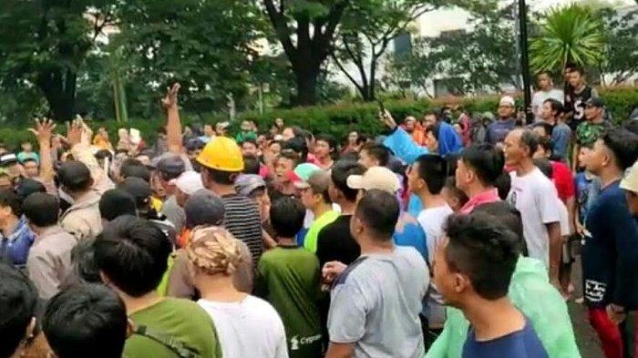 AEON Mall Dituding Penyebab Banjir, Warga Cakung Ngamuk di JGC: Sebelumnya Enggak Pernah Kayak Gini!