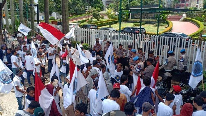 Dukung Erick Thohir Berantas Mafia di Tubuh BUMN, DPP LETHO Gelar Unjuk Rasa di Kementerian BUMN